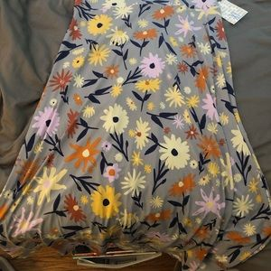 Brand new Lularoe maxi skirt
